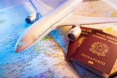 旅行在欧洲 免版税库存图片