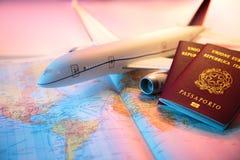 旅行在美国 免版税库存照片
