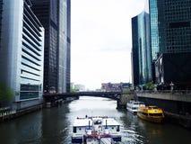 旅行在芝加哥 免版税库存图片