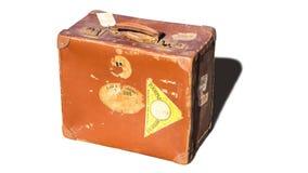 旅行手提箱 免版税库存照片