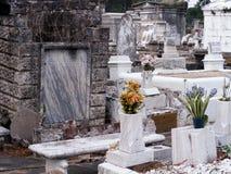 旅行新的奥尔良公墓路易斯安那 免版税图库摄影
