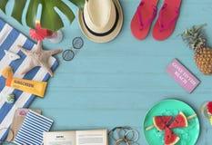 旅行旅行假期假日放松海岸概念 库存照片