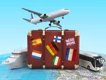 旅行概念 免版税图库摄影