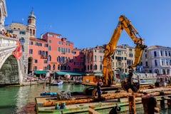 旅行欧洲-威尼斯,意大利 库存图片