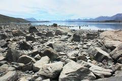 旅行的新西兰 库存照片