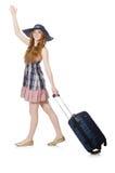 旅行的旅游业概念 免版税库存照片