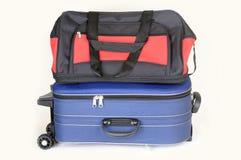 旅行袋子 库存照片
