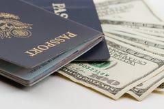 旅行计划 免版税库存照片