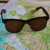 旅行计划 免版税图库摄影