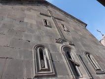 旅行通过亚美尼亚 免版税库存图片