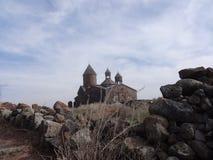 旅行通过亚美尼亚 库存照片