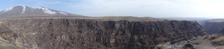 旅行通过亚美尼亚 免版税库存照片