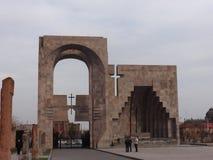 旅行通过亚美尼亚 库存图片