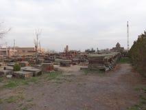 旅行通过亚美尼亚 图库摄影