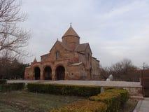旅行通过亚美尼亚 免版税图库摄影
