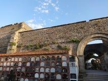 旅行通过西班牙 免版税库存图片