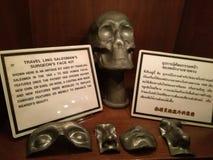旅行陵SALESMANSURGEON面孔成套工具 免版税库存图片