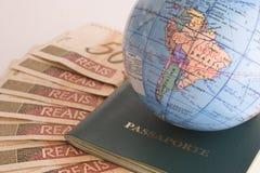 去旅行 免版税库存图片