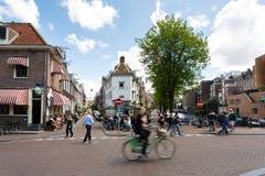 旅途向阿姆斯特丹 免版税库存图片