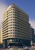 旅馆万豪马拉加西班牙 免版税库存图片
