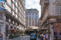 旅馆伦敦开胃菜 免版税库存图片