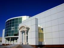 旅馆冰山 alexei庄园kolomenskoe mikhailovich莫斯科宫殿门廊tsar的俄国 免版税库存照片
