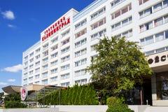 旅馆加里宁格勒 免版税库存图片