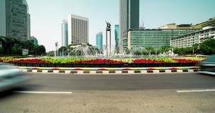 旅馆印度尼西亚环形交通枢纽时间间隔  股票视频