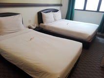旅馆双室 库存图片