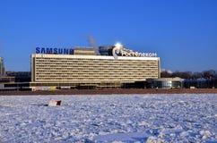 旅馆圣彼德堡 免版税库存图片
