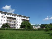 旅馆在乌克兰 免版税库存照片