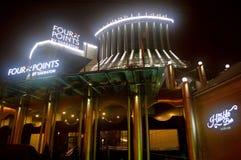 旅馆在卡卢加州,俄罗斯 免版税库存照片