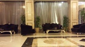 旅馆在开罗,埃及 免版税图库摄影