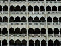 旅馆在Colaba,孟买,印度 库存照片