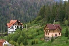 旅馆在Slavsk 免版税库存照片