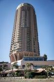 旅馆塔,开罗 免版税库存照片