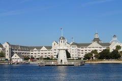 旅馆大厦在佛罗里达 免版税库存图片