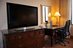 旅馆客房内部 库存照片
