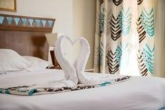 旅馆客房在埃及 免版税库存照片