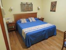 旅馆客房在托莱多 免版税库存图片