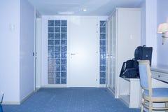 旅馆客房 免版税图库摄影