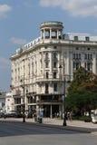 旅馆布里斯托尔,华沙 免版税库存图片