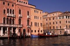 旅馆意大利威尼斯 免版税库存照片