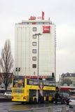 旅馆朱鹭柏林Messe 库存图片