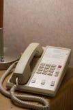 旅馆电话 图库摄影