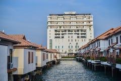 旅馆盛大全语汇在森美兰马来西亚 库存图片