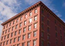 旅馆粉红色 库存照片