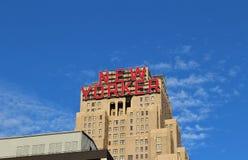 旅馆纽约人 库存照片