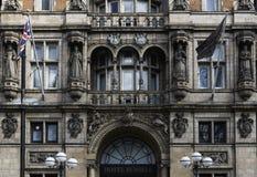 旅馆罗素,伦敦 库存照片