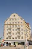 旅馆蒂米什瓦拉 免版税库存照片
